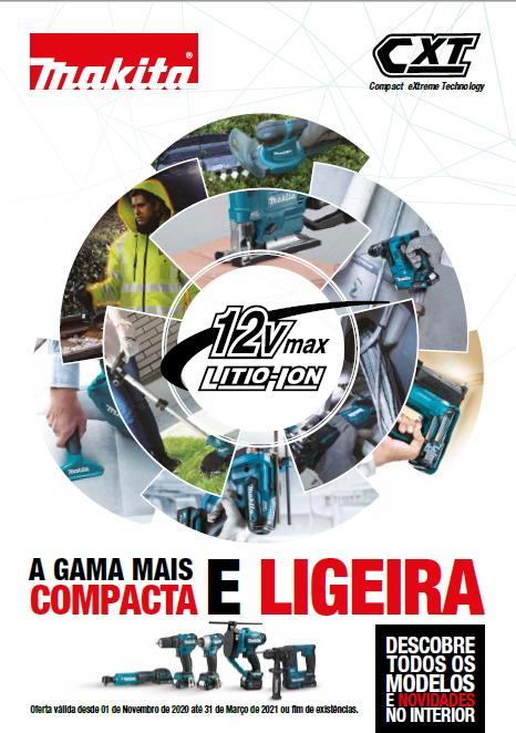 CAMPANHA OUTONO/INVERNO MAKITA 12V
